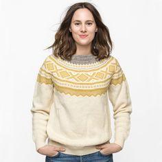 Bilderesultat for rundfelling genser dame Pullover, Sweaters, Fashion, Moda, Sweater, Fasion, Trendy Fashion, Pullover Sweaters