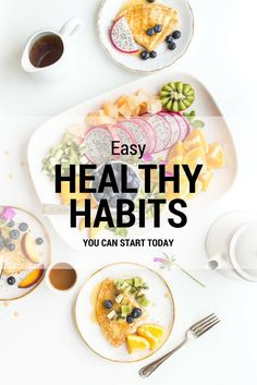 Remarkably Easy Healthy Habits You Can Start Today   health   healthy living   health tips   health facts   health & fitness   health and wellness   wellness