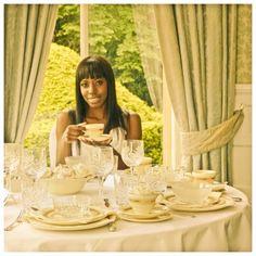 Bride. Cream and Gold wedding. #vintage #wedding #luthienphoto #bettyrosevintage