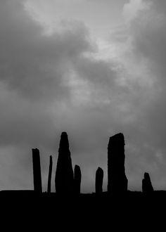 Ring of Brodgar by PeskyMesky #ErnstStrasser #Schottland #Scotland