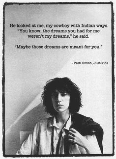 patti smith robert mapplethorpe pictures | Tag Archives: quote