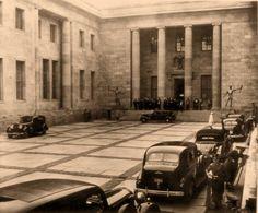 The Honour Courtyard