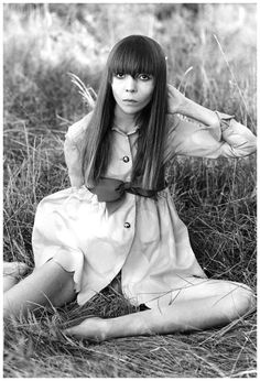 Penelope Tree - Gianni Penati, Vogue, November, 1967
