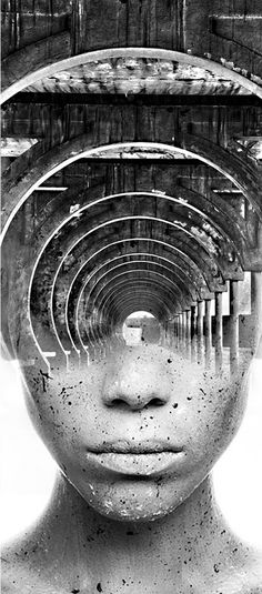 Antonio Mora digitally creates dream-like self-portraits blended with landscapes and other imagery; similar to double-exposure photography. Exposure Photography, Street Photography, Art Photography, Surrealism Photography, Photography Composition, Artistic Photography, Multiple Exposure, Double Exposure, Exposition Multiple