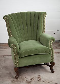 Winston Channel Back Chair