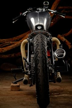 Bobber Inspiration | Triumph custom bobber | Bobbers and Custom Motorcycles