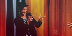 When he went blam blam blam right into our hearts. | 31 Times Matt Smith Was The Most Perfect Human Being Ever