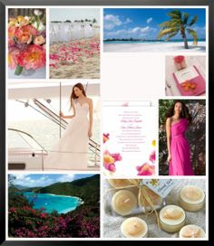 Rieko - Ideas for a beach wedding ...