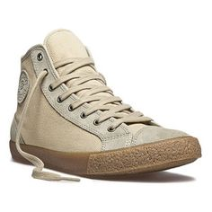premium selection a8a46 a9c0d Center Hi Leather Unisex Natural,  75, now featured on Fab. Pf Flyers,