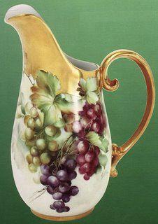 Fazendo Art's: Pintura em porcelana (6)