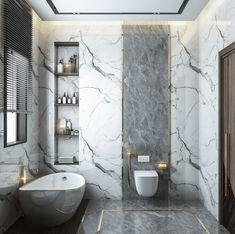 Toilet And Bathroom Design, Washroom Design, Bathroom Tile Designs, Toilet Design, Bathroom Design Luxury, Washroom Tiles, Indian Bedroom Design, Bathroom Design Inspiration, Dream Bathrooms