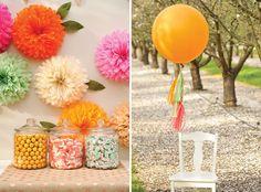 O WSI trouxe uma inspiração de festa infantil no bosque cheia de cor e detalhes criativos. Confira!