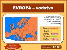 PPT - EVROPA – povrch a vodstvo PowerPoint Presentation - ID:4772893