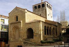 Fotos de:  Segovia - Iglesias de San Justo - San Quirce - San Clemente -...