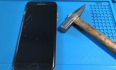 Oprava rozbitého displeje na mobilu - Servis displeje Sony, Samsung