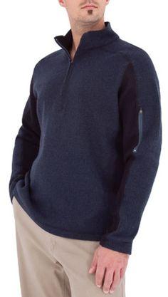 Cole 1/4 Zip Shirt