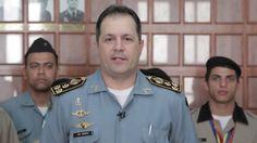 Homenagem aos alunos do Colégio da Polícia Militar e aos seus Professores