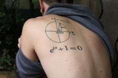 Euler's Identity - considered one of the most beautiful equations in mathematics, because it connects the five fundamental numbers (e, i, pi, 1, 0) using the fundamental operations (addition, multiplication, exponentiation, and equation).