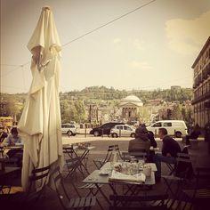 #torino #igerstorino #instagood #turin #piazzavittorio #lunch #cafe - @giuseppe_villa- #webstagram