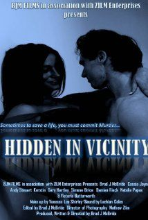 Hidden in Vicinity Movie Release Date : 5th Sep 2013, Director: Brad J. McBride, Producer: Andy Steuart, Genre : Thriller, Language: English