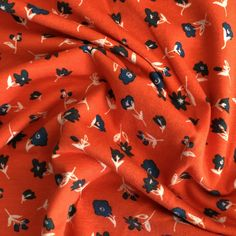 "Just loving this fabric! Can you imagine this in the Cordelia Dress? Soft and draped! ""Cherished Wishes Cotton Jersey"" can be used to make our Cordelia Dress, Peaseblossom Top and the Julia Pocket Top. What would you make this in? Art Gallery Fabrics, Wish, Pocket, Sewing, Cotton, Top, Dress, Beauty, Fashion"
