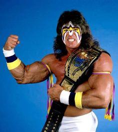 WWF Intercontinental Champion The Ultimate Warrior Wwf Superstars, Wrestling Superstars, Wrestling Wwe, Undertaker, Pat Patterson, Wwe Wallpapers, Wwe News, Wwe Wrestlers, Professional Wrestling