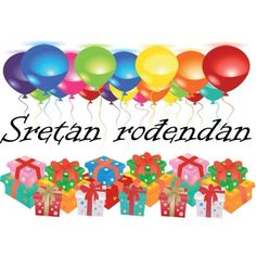 25 Best Sretan rođendan ↕ images in 2019 | Birthday blessings