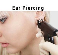 Janelle's Hair and Beauty provides Ear piercing in East Maitland,Sydney,Newcastle,Wollongong