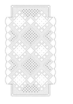 Imagen relacionada Bobbin Lacemaking, Bobbin Lace Patterns, Needle Lace, Lace Making, String Art, Needlework, Diy And Crafts, Coin Purse, Tapestry