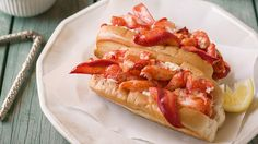 Luke's Lobster Roll-You could probably use shrimp too