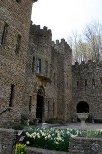 loveland castle chateau larouche Staycation #travel #frugal Frugal Staycation Ideas