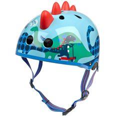 Micro Safety Helmet: 3D Scootersaurus