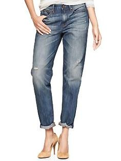 GAP 1969 sexy boyfriend jeans....just bought these......LOVE them....slouchy-perfection........