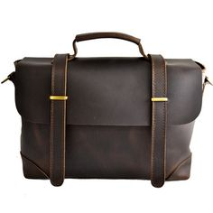 The Zephyr Bag, Gold Rush Leather