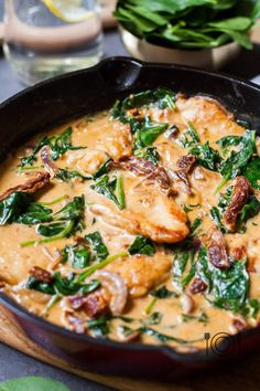 Kitchen Recipes, Cooking Recipes, Healthy Recipes, Curry, Food And Drink, Healthy Eating, Keto, Chicken, Dinner