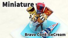 미니어쳐 부라보콘(아이스크림) 만들기 * Miniature