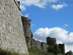 Šariš Castle ruins, Prešov region, Slovakia