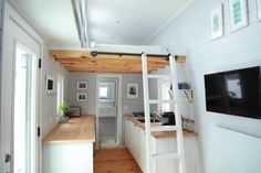 Tiny house construction company cooks up a new model : TreeHugger