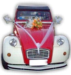 Citroen 2cv, per un matrimonio giovane e brioso The Wedding Italia