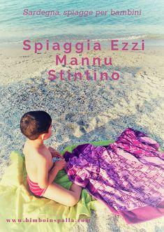 Spiaggia Ezzi Mannu #Sardegna #travel #family #blog