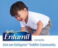 Enfagrow Toddler Community #baby #toddler #loyalty #free  http://free.ca/rewards/enfagrow-toddler-community/