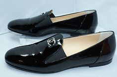 Chanel loafers a must have this season