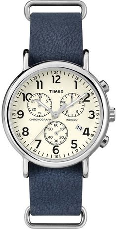 Montre Timex Weekender Chrono TW2P62100D7 - Montres et Plus