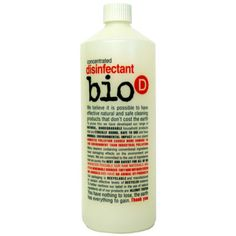 Bio-D Οικολογικό Βιοδιασπώμενο Απολυμαντικό 1LT - Sunnyside Eucalyptus Globulus, Vodka Bottle, Cleaning, Drinks, Food, Beverages, Drink, Meals, Home Cleaning