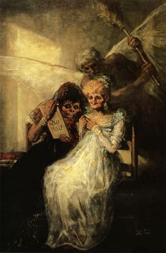 Cave to Canvas, Time - Goya, 1810-12