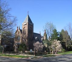 Christ Church, Riverton