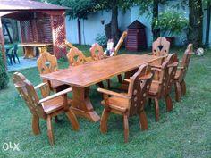 Masa de gradina cu scaune Targu Neamt - imagine 7
