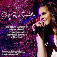 Rose sonenclar carly