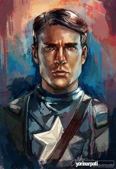 captain america/ steve