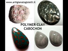 #cabochon, #fimo, #polymerclay, #handmade, #peyote, #wire, #embroidery